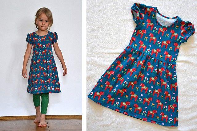 Folgenden Dialog konnte man noch vor kurzem bei uns vernehmen: Tochter : Was nähst Du da, Mama? Steffi: Das wird ein Kleid für Di... #kleidersale
