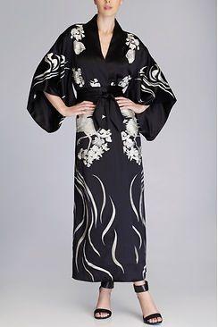 ee3a62668b Josie Natori Couture Sarimanok Robe