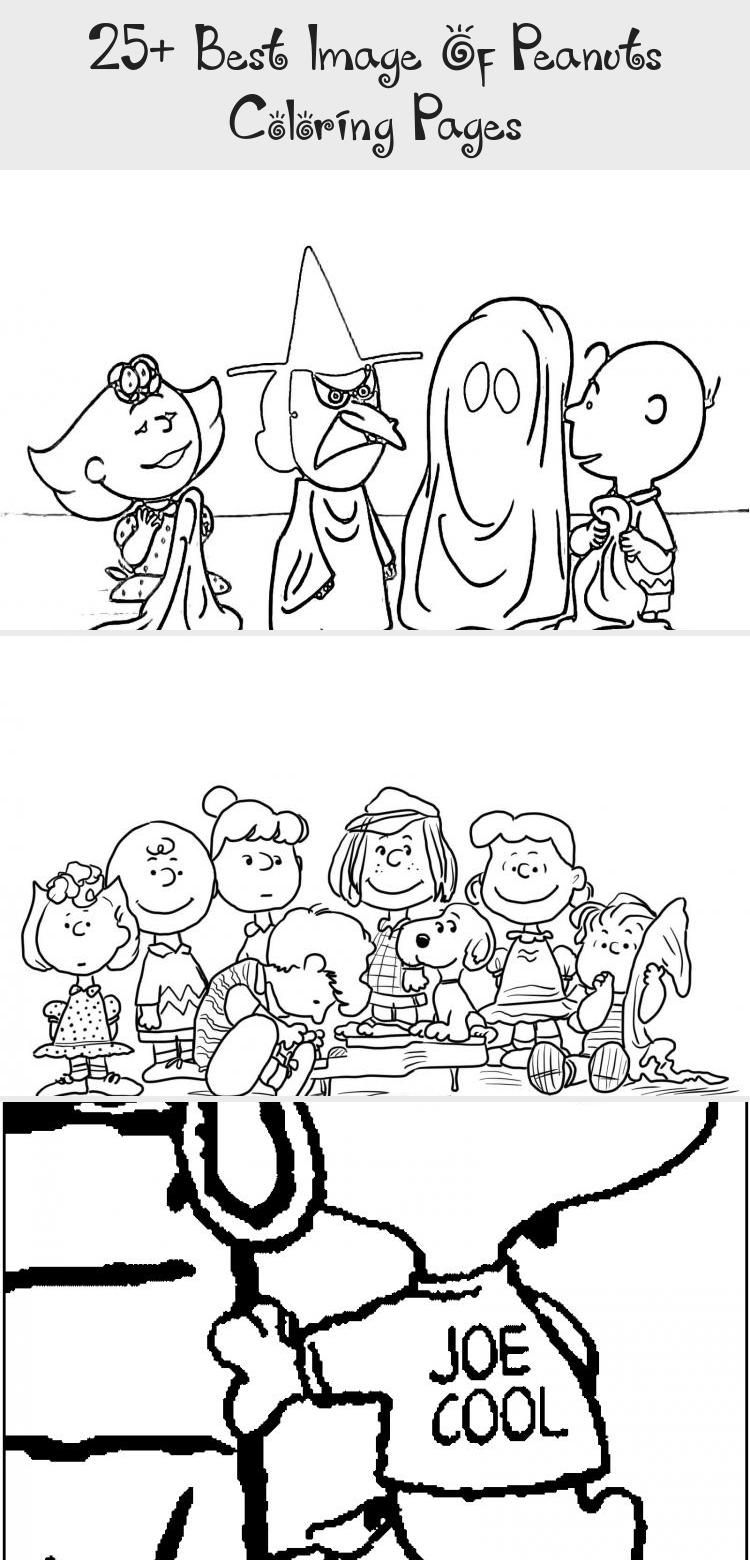 25+ Best Image of Peanuts Coloring Pages Peanuts Coloring ...