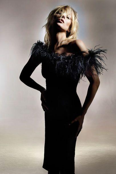 Kate Moss Top Shop festival <3