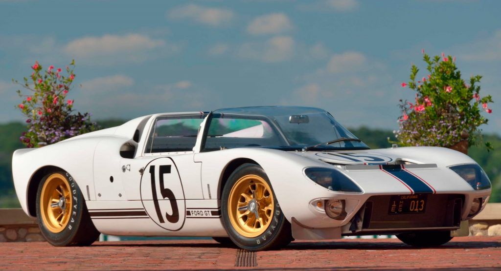 If You Re A Millionaire You Ll Want This 1965 Ford Gt Prototype Ford Sport Ford Sports Cars Ford Gt
