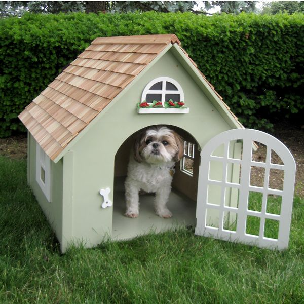 Victorian Dog House Green Small Dog House Victorian Dog