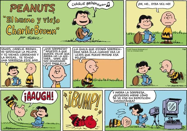 Snoopy En Español Spanish Comic Strip On Gocomics Com Todays Comics Funny Comics Comics