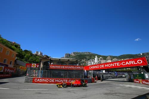 Motor'n | KING BATTLES TO TOP-ROOKIE HONOURS ON MONACO DEBUT