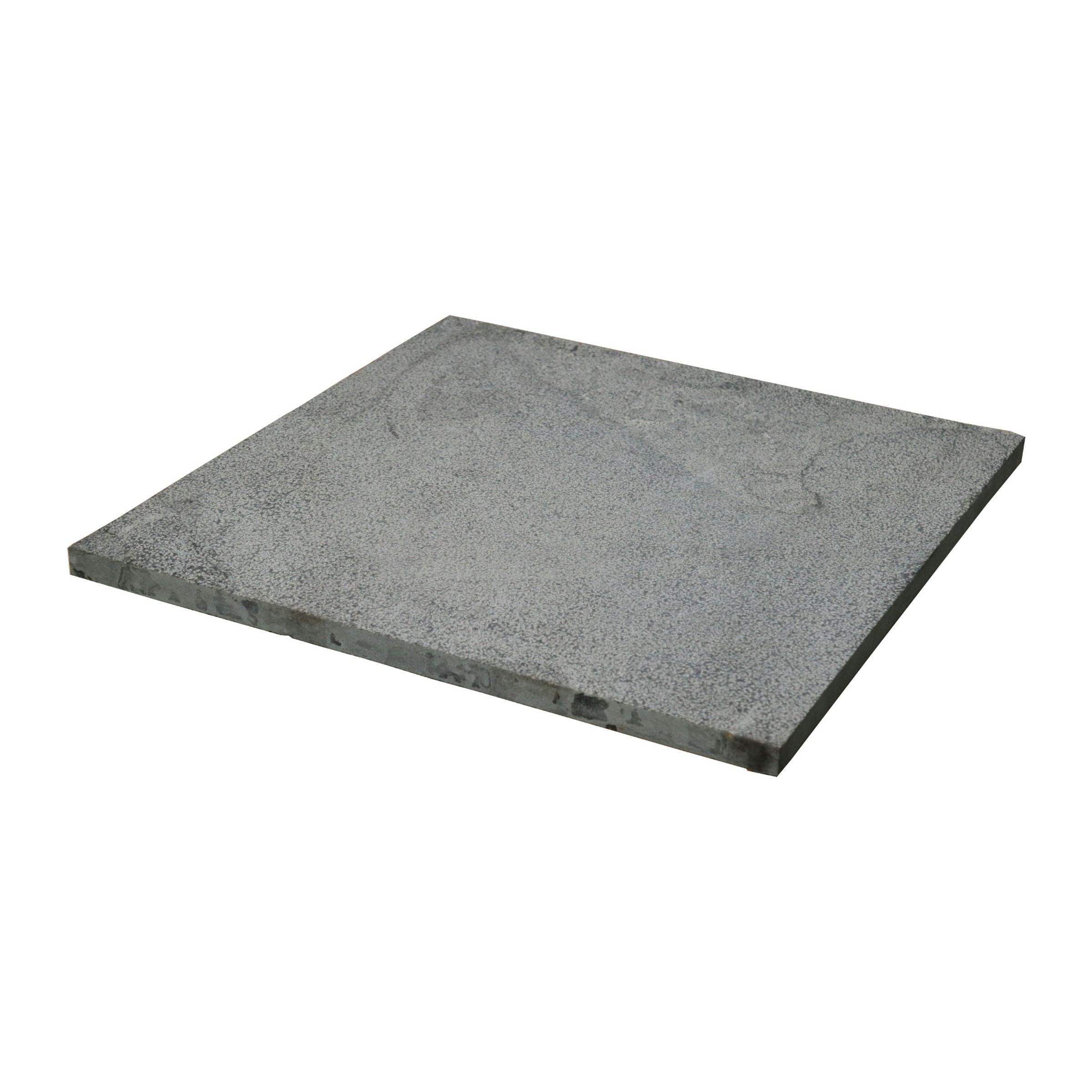 Terrastegels 60x60 Natuursteen.Terrastegel Natuursteen Bushhammered Blauw 60x60 Cm 40
