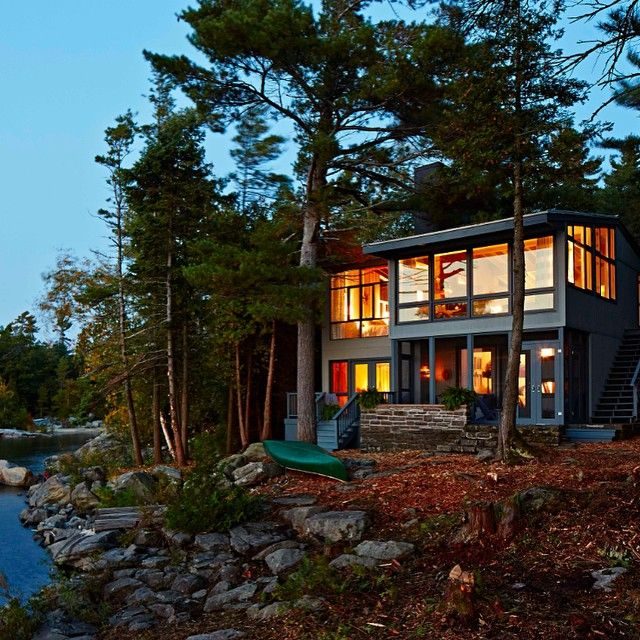 Stop What You're Doing—Sarah Richardson's Cottage Is Now Available to Rent
