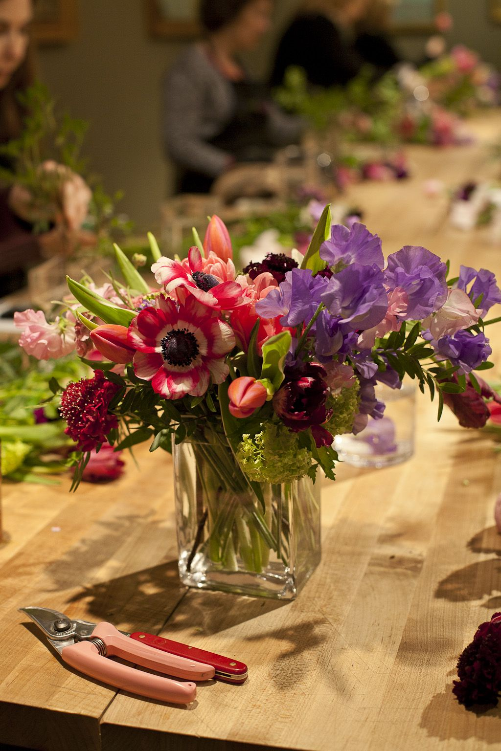 Flowerschool New York Floral Arts Flower Design Classes In Nyc