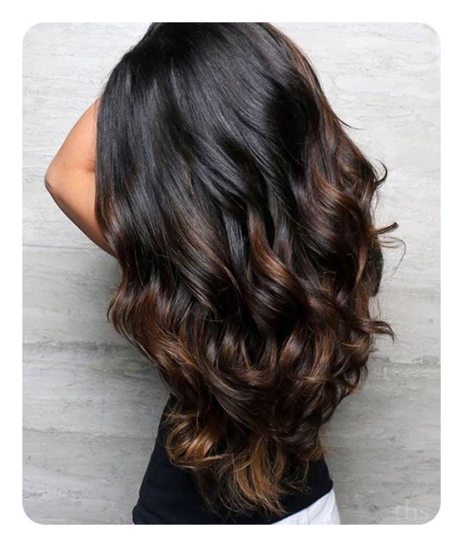 Photo of 90 Highlights für schwarzes Haar, das jedem gefällt — Alles für die besten Frisuren