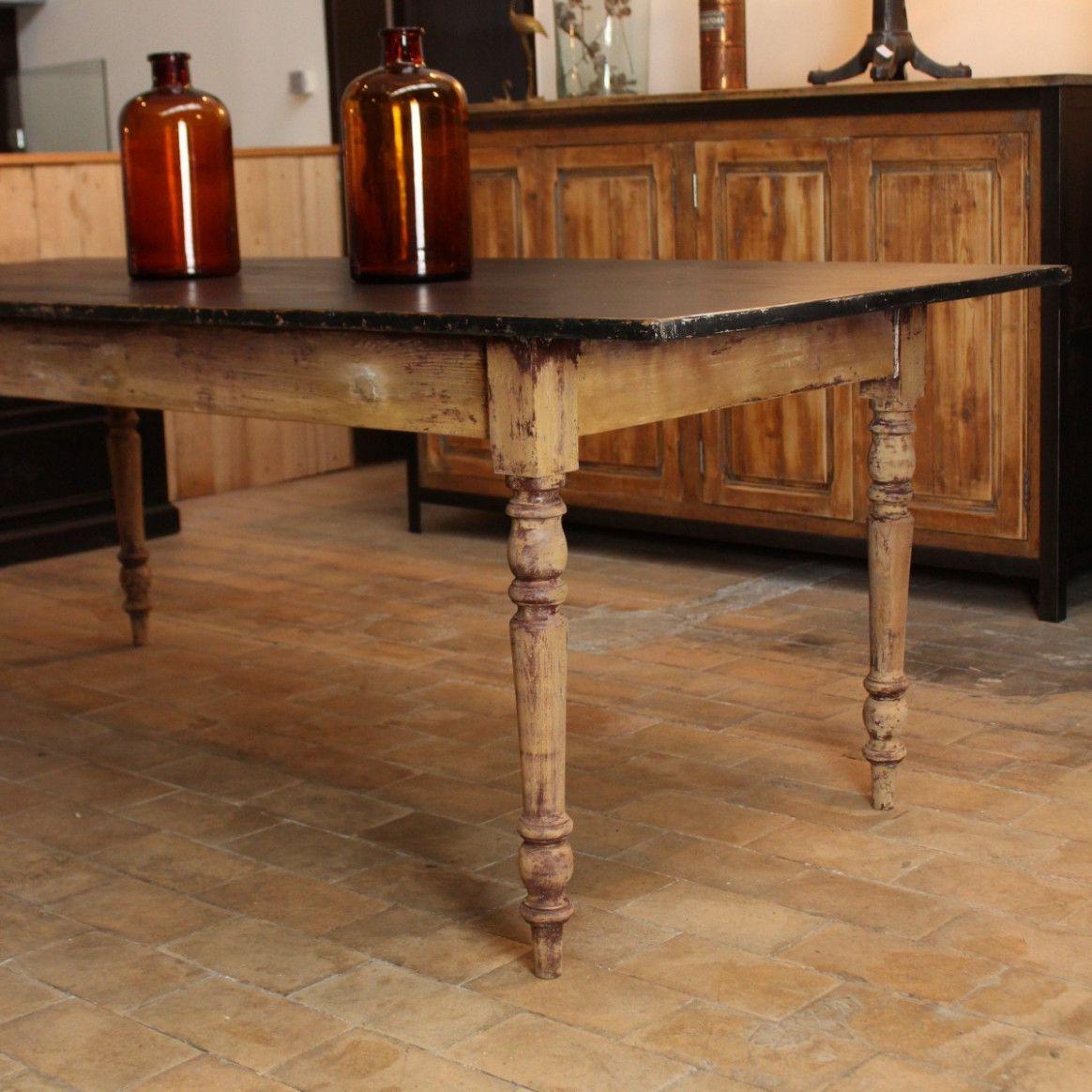 Table De Ferme Paris   Decor, Home decor, Furniture