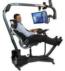 Chaise Informatique Ergonomique Fauteuil De Bureau Alinea Homeo