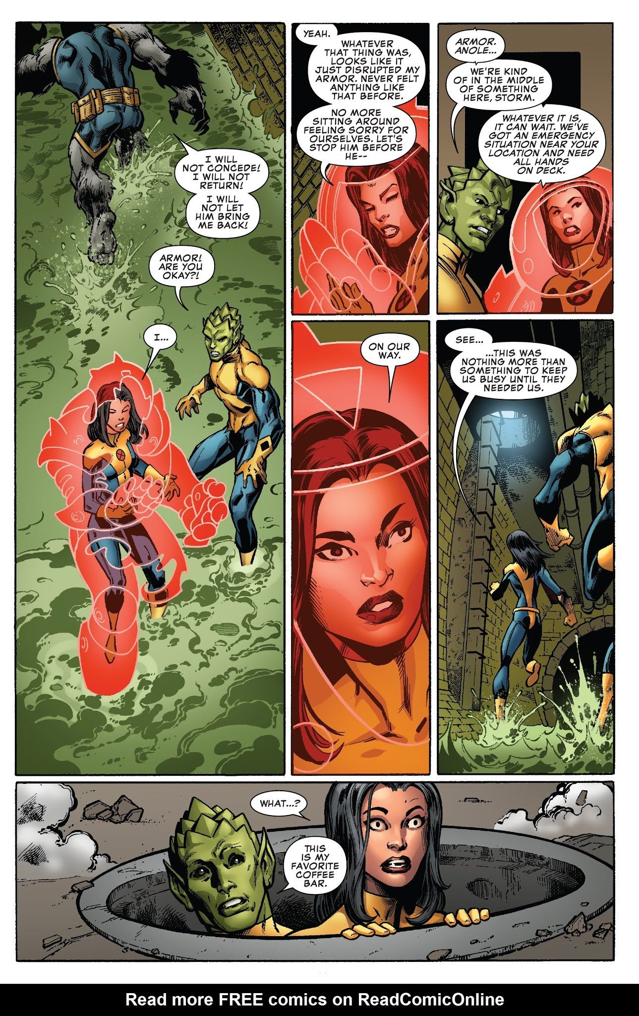 Uncanny X Men 2019 Issue 1 Read Uncanny X Men 2019 Issue 1 Comic Online In High Quality Hering