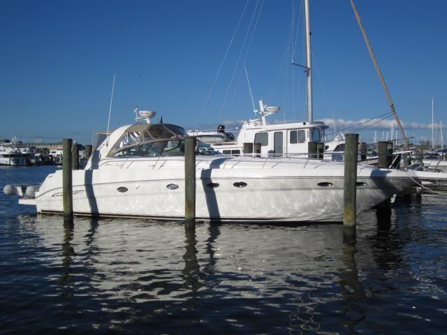 2000 Sea Ray 460 Sundancer Annapolis Area - Shady Side ...