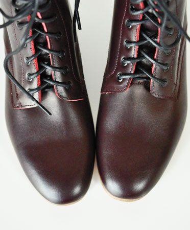 Dieppa Restrepo Blood Red Rusty Boot  99da073cefb