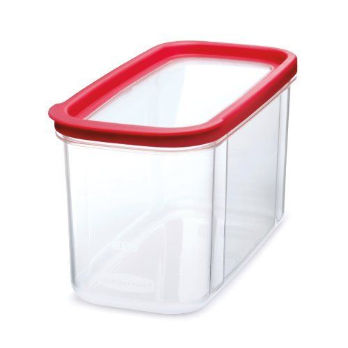 Rubbermaid 1840748 10 Cup Modular Dry Food Storage Zylar Container By Rubbermaid 11 61 Dishwasher Safe Dry Food Storage Food Storage Storage Container Homes