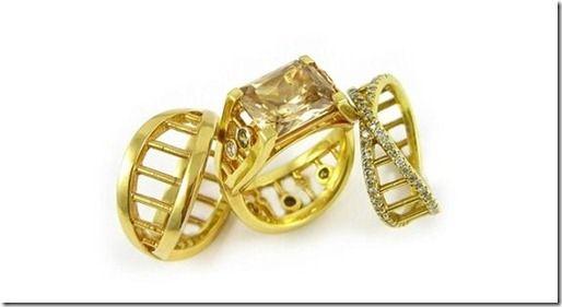 Anéis geek de noivado, alianças de casamento, anel e caixas nerd (3)