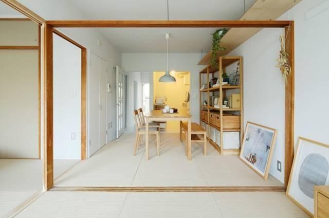 無印良品拯救日本房地產,這樣的老公房誰都想住! -