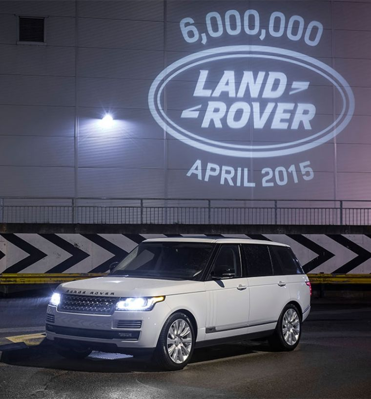 Range Rover 45 Things You Never Knew Land rover, Range