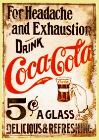 Spotlight On Golden Age Advertising Coca Cola The Formula
