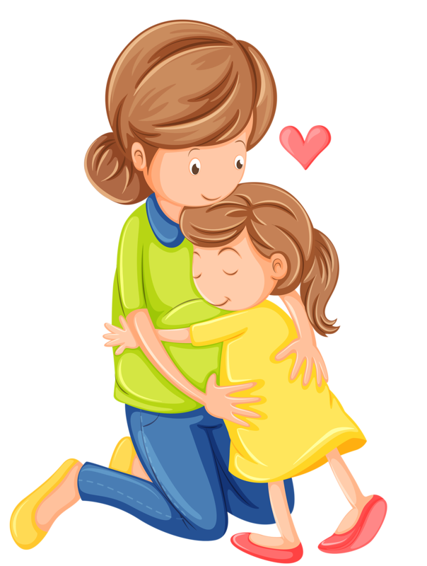 i9sp fexz 150124 png clip art child and scrapbook rh pinterest co uk mom and daughter clipart mom and daughter hugging clipart