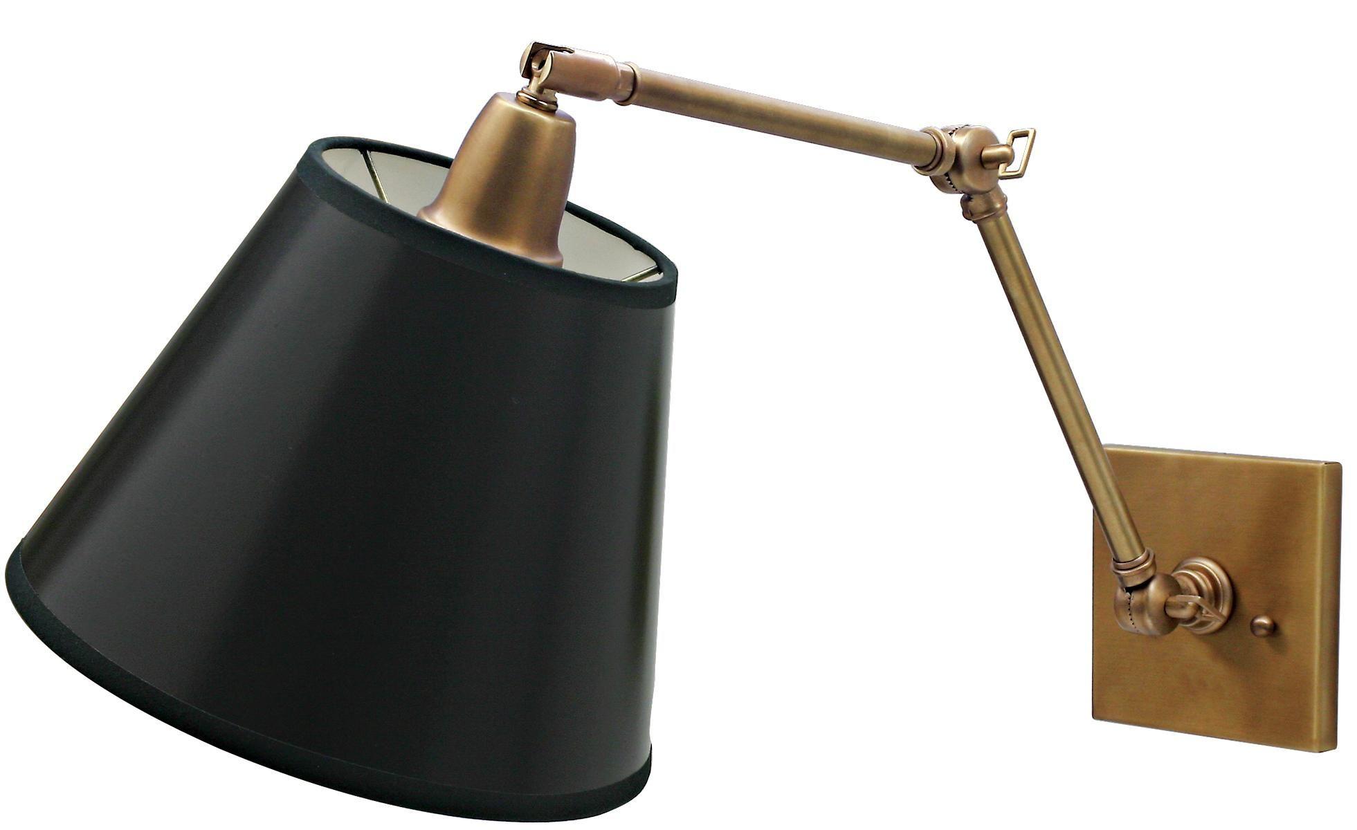 Koleman Swing Arm Wall Sconce Antique Brass Swing Arm Wall Sconce Sconces Candle Wall Sconces