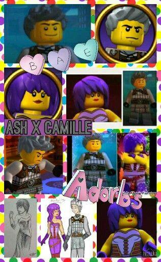 Ash x camille