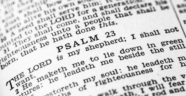 Salmo 23: A ajuda que vem do Alto