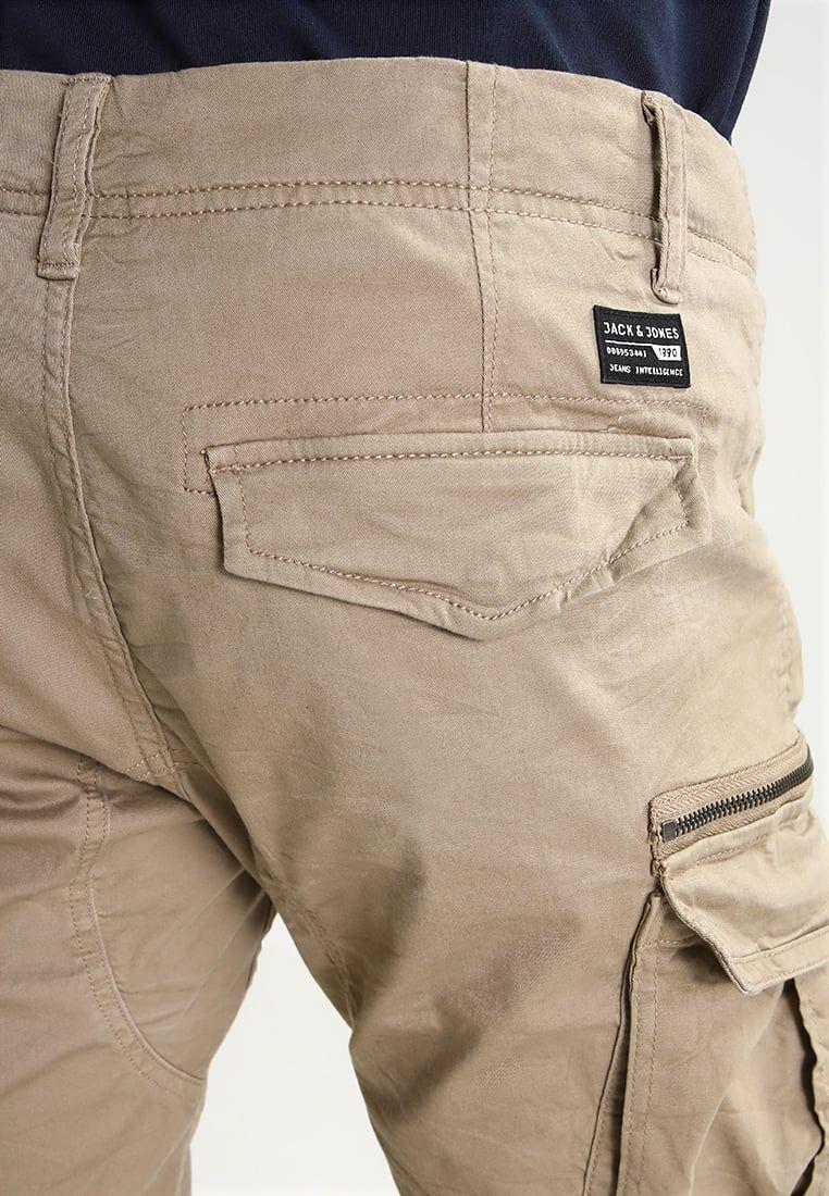 erstaunlicher Preis heiße Angebote neuesten Stil von 2019 JJIPAUL JJCHOP - Cargo trousers - coriander @ Zalando.co.uk ...