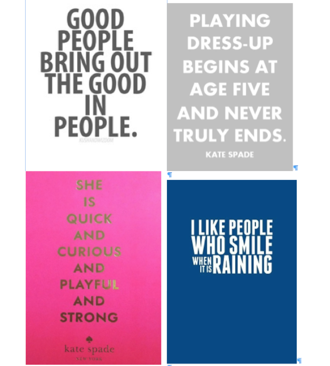 Kate Spade Quotes Kate Spade Quotes  Google Search  Kate Spade  Pinterest  Kate
