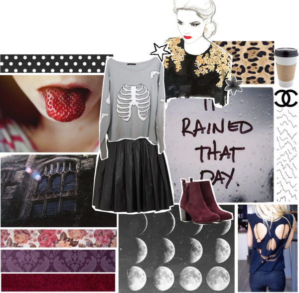 """""""It rained that day"""" by megster-314 ❤ liked on Polyvore"""