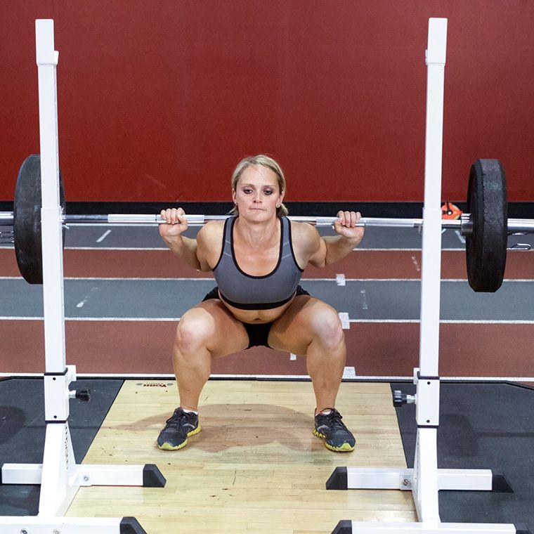Pintrest Workouts Fitness: Best 25+ Barbell Squat Ideas On Pinterest