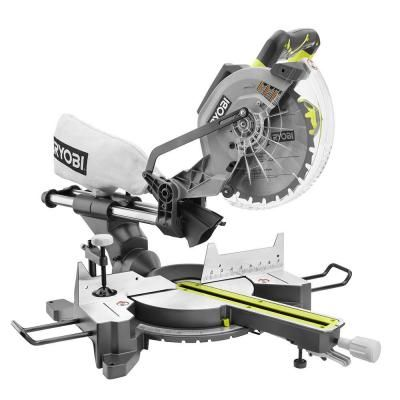 I Want A Compound Sliding Miter Saw Hey Mom My Birthday Is Coming Up Ryobi 10 In Sliding Miter Saw W Sliding Compound Miter Saw Sliding Mitre Saw Miter Saw