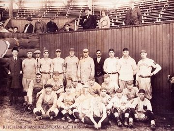 Flash from the Past: 1930s Kitchener baseball team played in Victoria Park