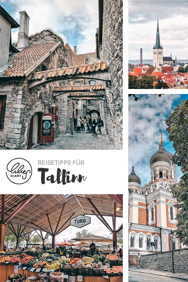 7 Tallinn Reisetipps für einen wunderschönes Wochenende in Estland
