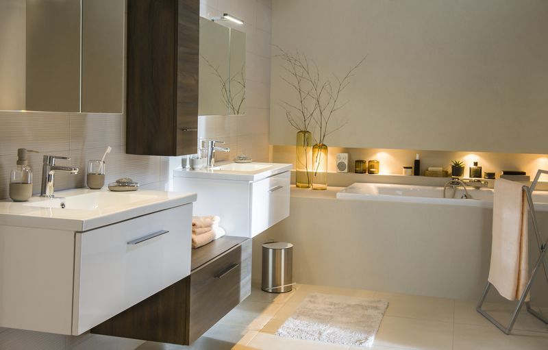 meubles cooke lewis nida castorama salle de bain pinterest sdb salle de bains et salle. Black Bedroom Furniture Sets. Home Design Ideas