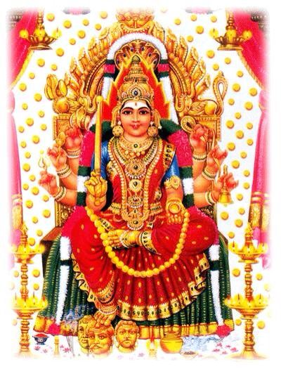 Samayapuram mariamman