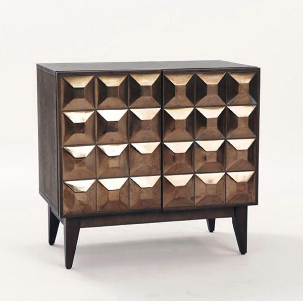 Wonderful West Elm Collaborates With Lubna Chowdhary/Tiled Buffet