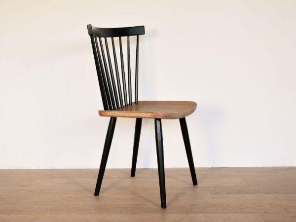 chaise style scandinave vintage maison simone nantes - Chaise Vintage Scandinave