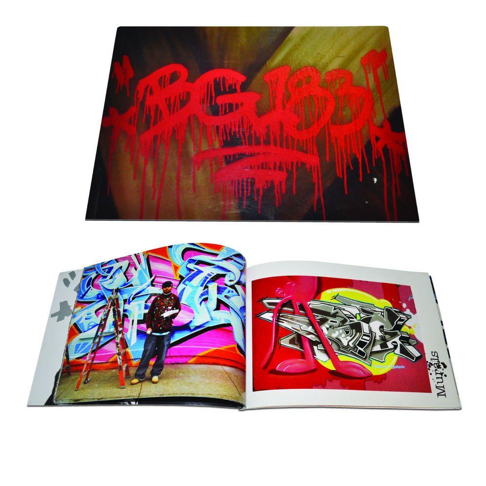 """URBAN STREET GRAFFITI TATS CRU """"BG183"""" New York Graffiti Street Art Work Booklet  #graffitiart #streetart #urbanart"""