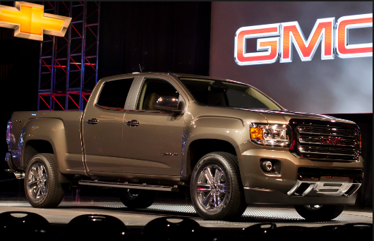 2018 Gmc Canyon Design Stlyle Performance