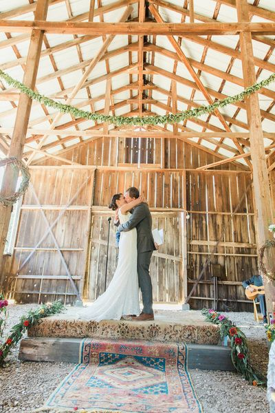 Country Chic Ranch Wedding