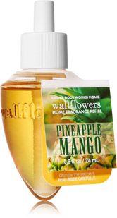 Pineapple Mango Wallflowers Fragrance Refill - Home Fragrance 1037181 - Bath & Body Works