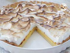 Tarta de limón y merengue italiano, Foto 3