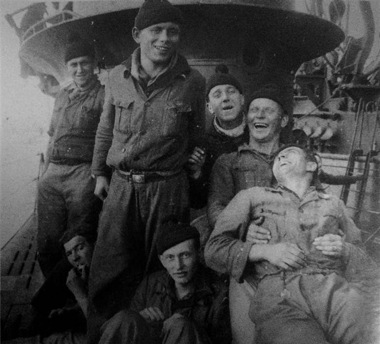 Image result for WW2 german uboat crew