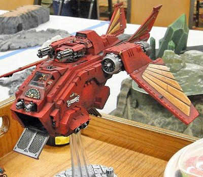 40k - Stormbird Conversion by WGC via Bell of Lost Souls