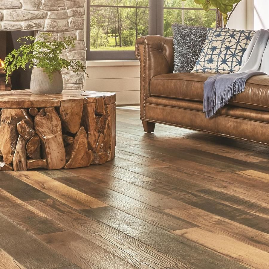 Pergo Timbercraft Wetprotect Waterproof Antique Barnwood 6 14 In W X 47 24 In L Embossed Wood Plank Laminate Flooring Lowes Com Waterproof Laminate Flooring Pergo Laminate Flooring Flooring