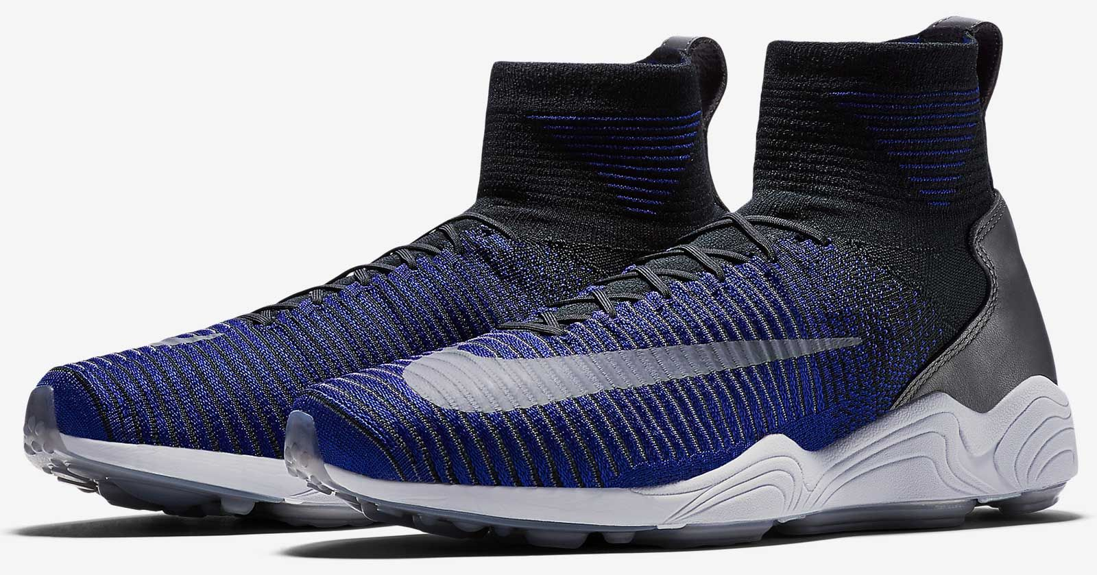 Nike NikeLab Zoom All Out Flyknit Black/Volt Training 844134-001 Men's US  10.5 | Black