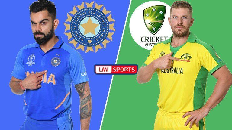 LIVE! India vs Australia 1st ODI Live Cricket Streaming 14