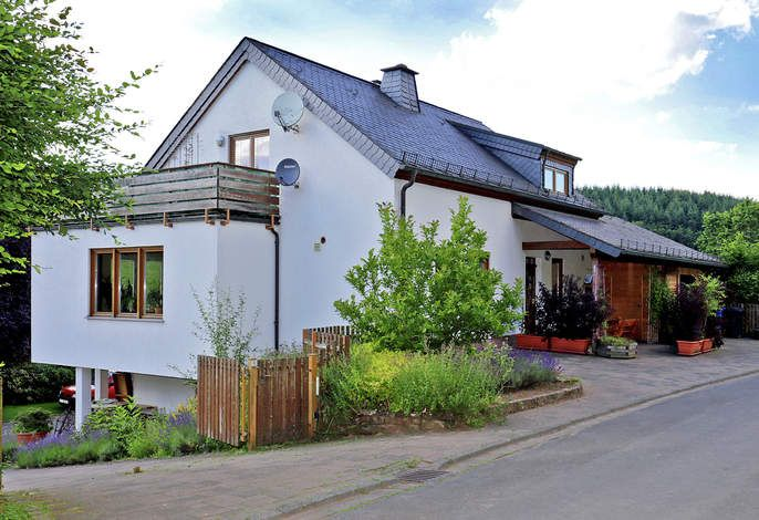 Gruppenhaus Flucke Ferienhaus, Outdoor dekorationen und