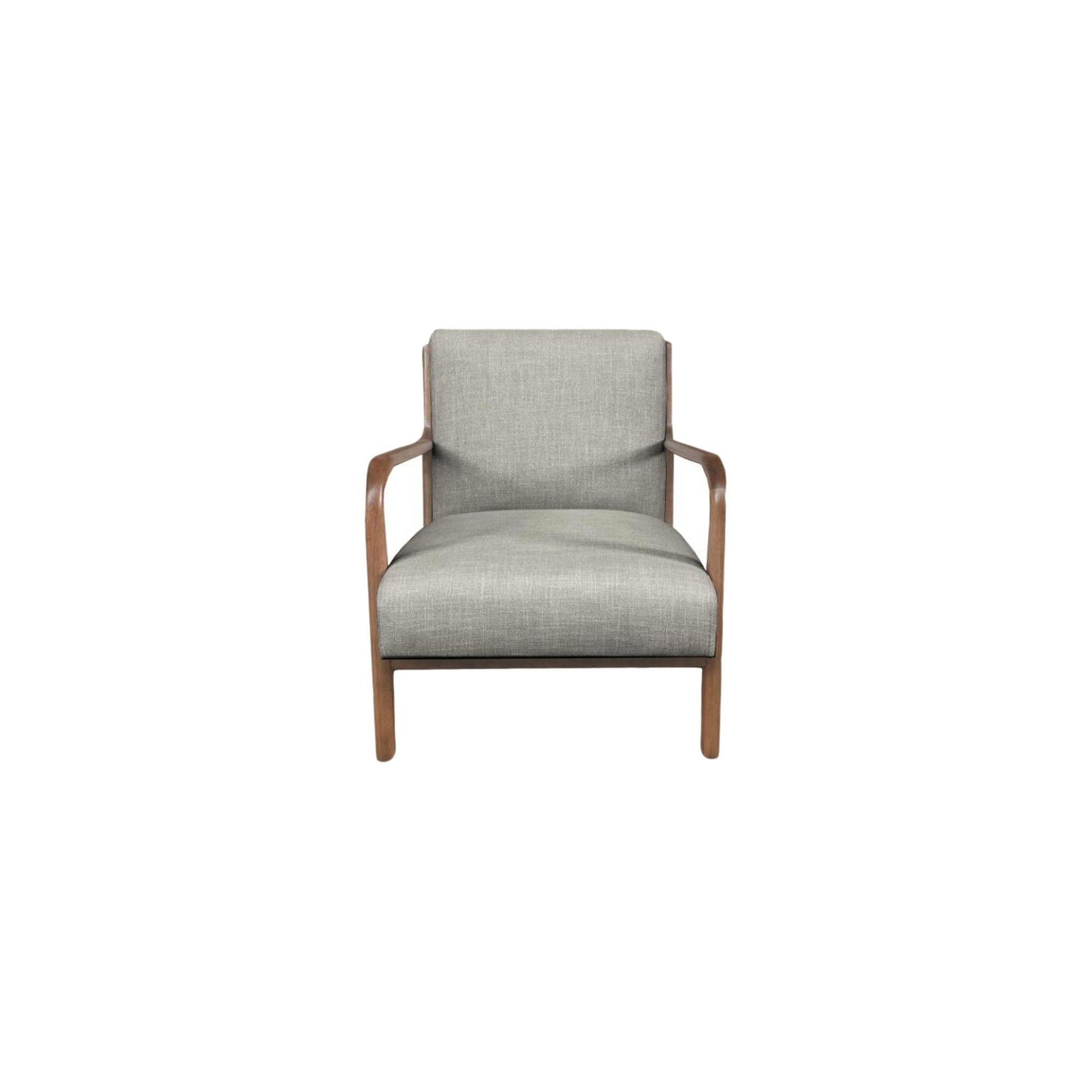Sensational Esters Wood Arm Chair Light Gray Project 62 Products Bralicious Painted Fabric Chair Ideas Braliciousco