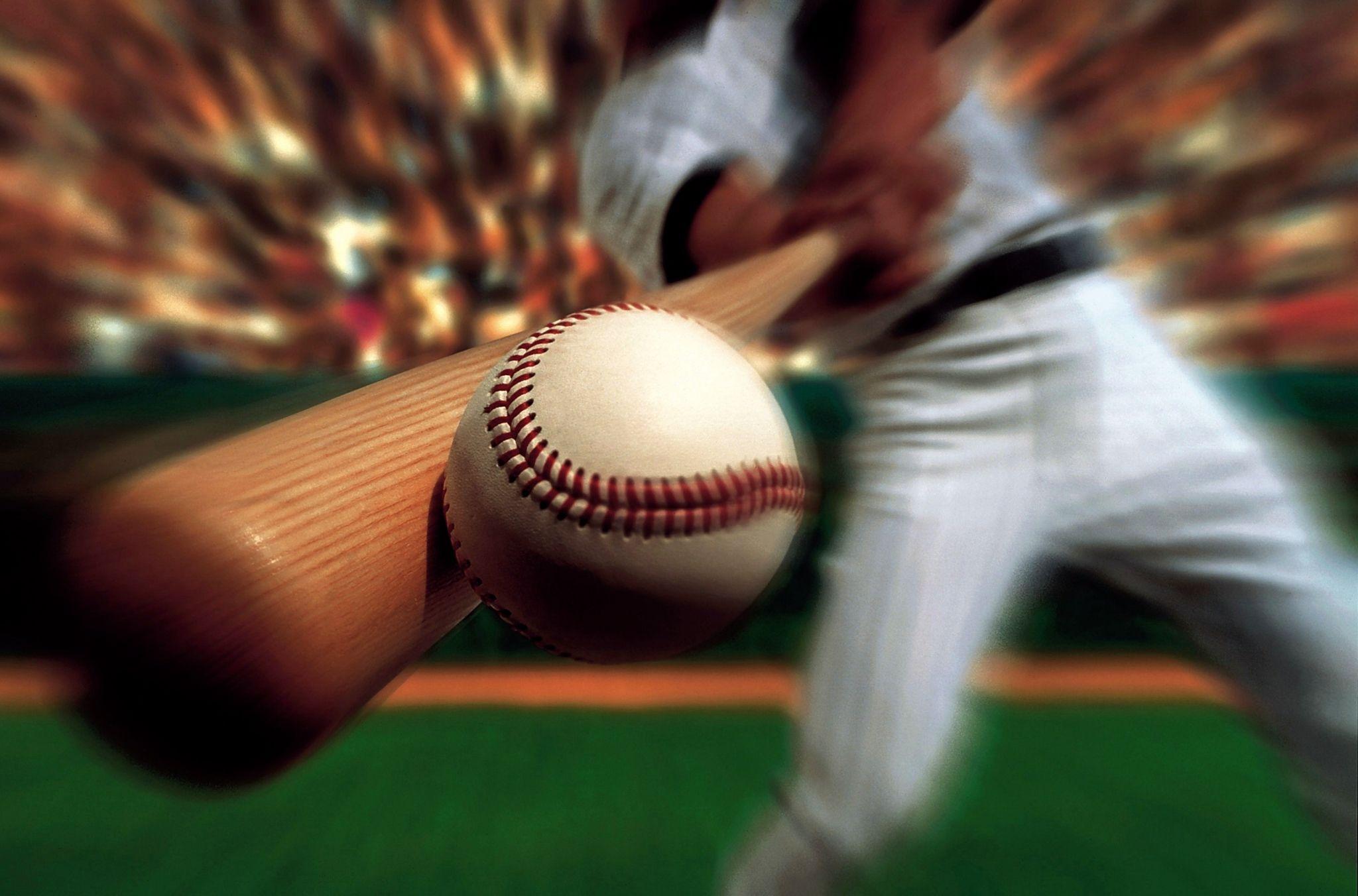 Free Baseball Wallpaper